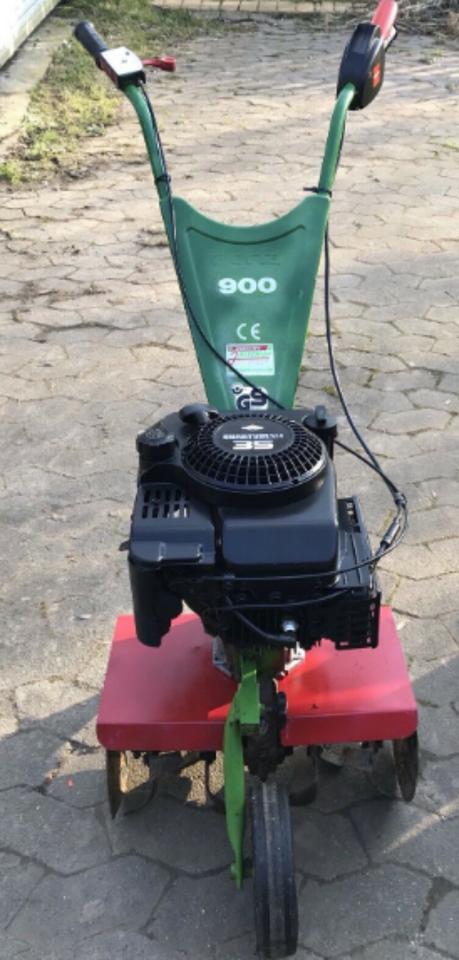 Motorhacke / Gartenfräse Agria 900