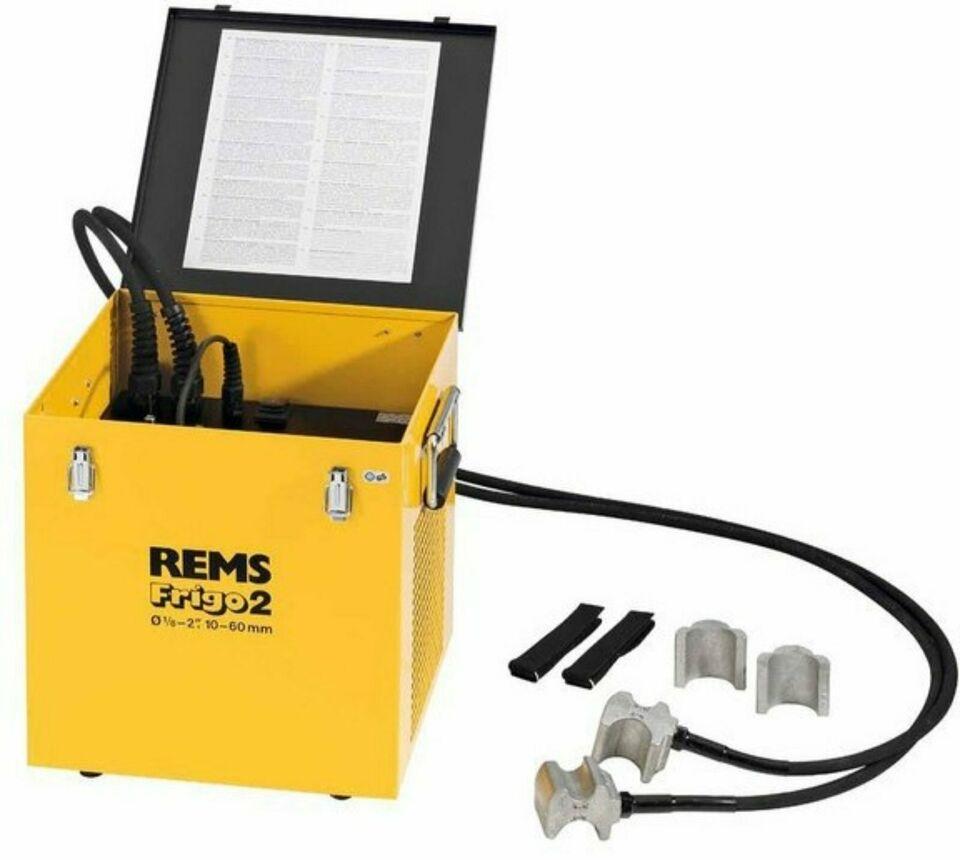 Rohr- und Leitungs-Einfriergerät REMS Frigo2