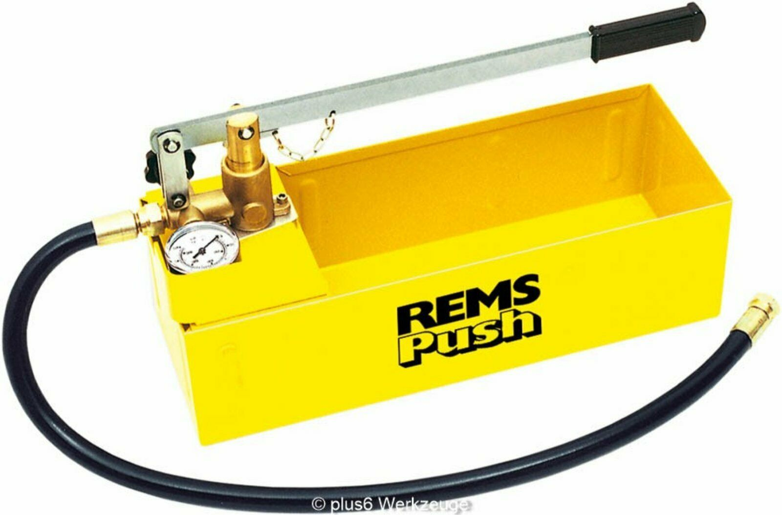 REMS Push Hand-Druckprüfpumpe